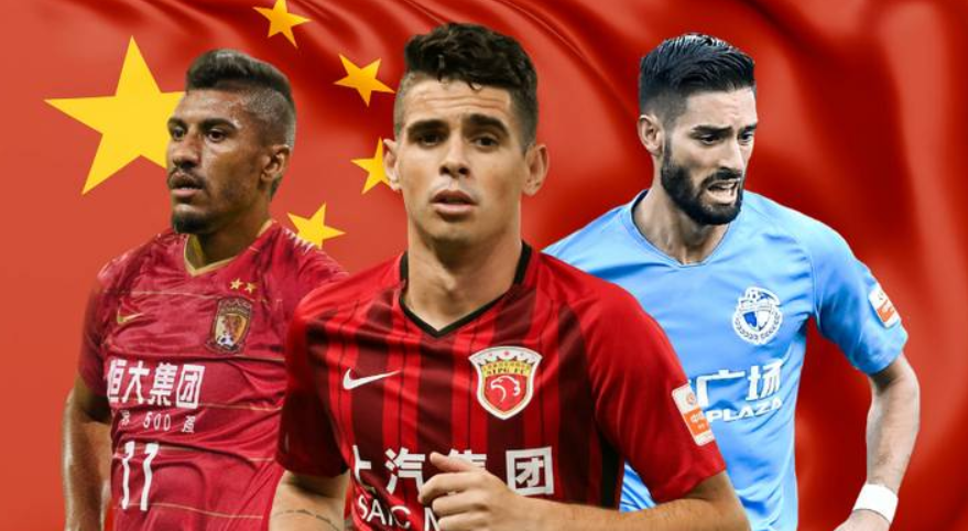 Chinese Super League 2020